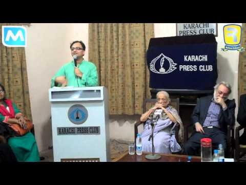 Press Conference and Launching Ceremony of Rehan School at Karachi Press Club Part - 2