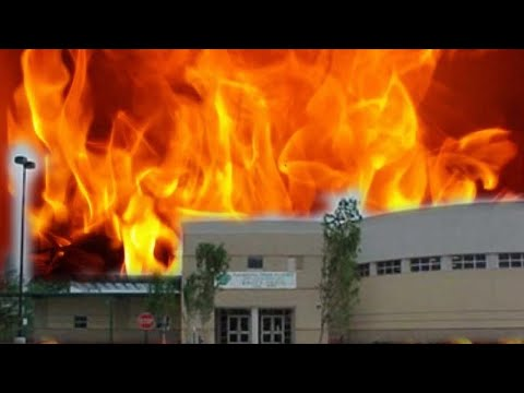 MY SCHOOL BURNED DOWN!!!!!