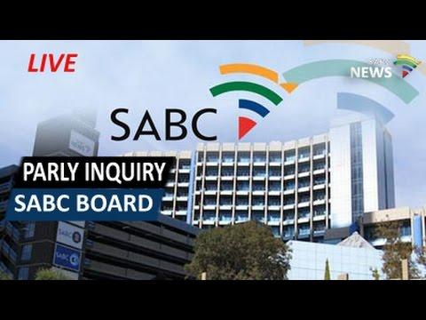 Parliamentary inquiry into the SABC board (Kris Naidoo, Phil Molefe), 9 December 2016