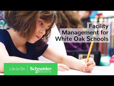 Facility Management & Energy Conservation for White Oak School System | Schneider Electric