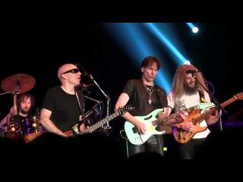Little wing - Joe Satriani, Steve Vai, Guthrie Govan - Jam G3