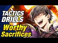 Fire Emblem Heroes - Tactics Drills: Grandmaster 46: Worthy Sacrifices [FEH]