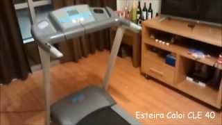 ESTEIRA CALOI CLE 40