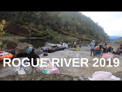Rouge River Fishing Trip 2019