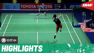 PRINCESS SIRIVANNAVARI Thailand Masters 2020 | Finals MS Highlights | BWF 2020