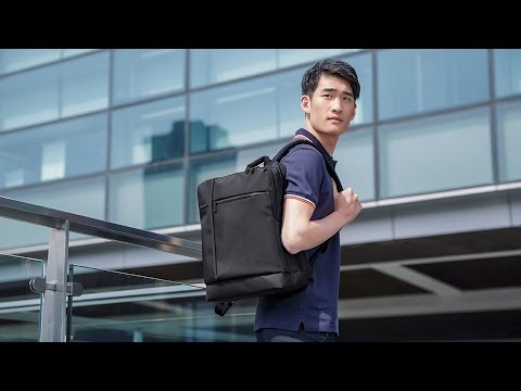 Xiaomi Mi Classic Business Backpack - так ли хороши рюкзаки Xiaomi?
