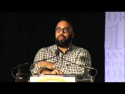 Kevin Young: 2015 National Book Festival