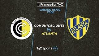 CSD Comunicaciones vs Deportivo Marquense full match