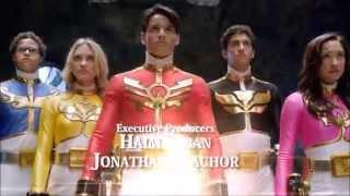 Power Rangers Super MegaForce Opening 1 Español Latino