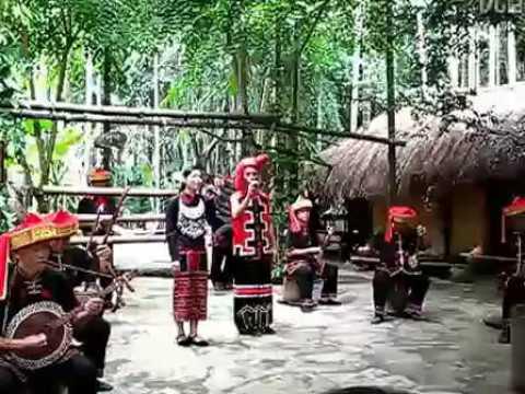 Bayin music of the Li people 黎族八音 of Hainan Island, China