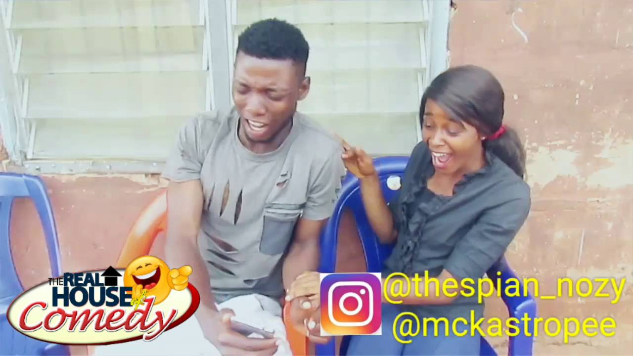 Download Laughing and hitting (Real House Of Comedy) (Nigerian Comedy)