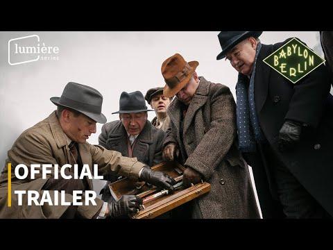 Babylon Berlin: seizoen 3   OFFICIAL TRAILER met Engelse ondertiteling   Lumière Series