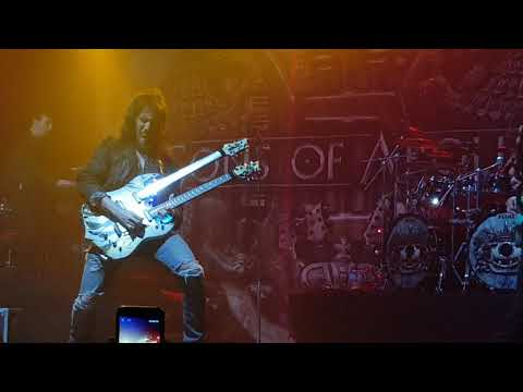Sons of Apollo - Signs of the Time - Bumblefoot Solo (Live in São Paulo 14/04/2018) - Full HD 60fps