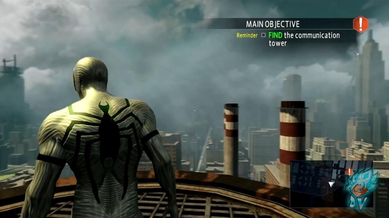 Anti Venom Suit MOD Review! The Amazing Spiderman 2 (PC
