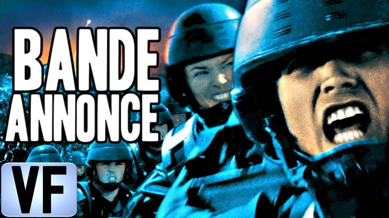 💣 STARSHIP TROOPERS Bande Annonce VF 1997 HD