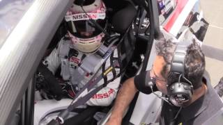 Nissan conducts shakedown of brand new GT R NISMO GT3 at Winton