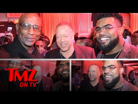 Eric Dickerson Makes It Very Clear He Doesn't Want Ezekiel Elliot To Break His Record   TMZ TV