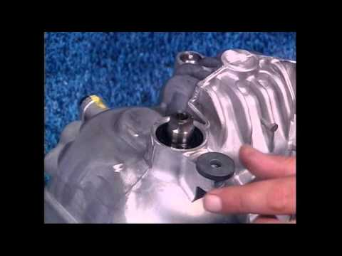 Hydro-Gear ZT-2800 and ZT-3100 Trunnion Seal Replacement