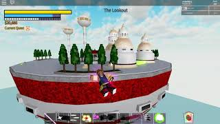 Roblox DBZFS | fighting | and broly lvl 500 players
