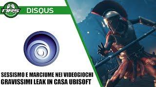 Sessismo e marciume nei videogiochi: imbarazzanti leak da Ubisoft