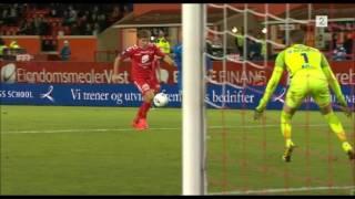 Brann - Molde 2-1 (22/10/2016)