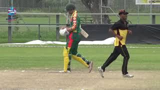 ICC Men's T20 World Cup EAP Regional Final: Papua New Guinea v Vanuatu, Match 6, highlights