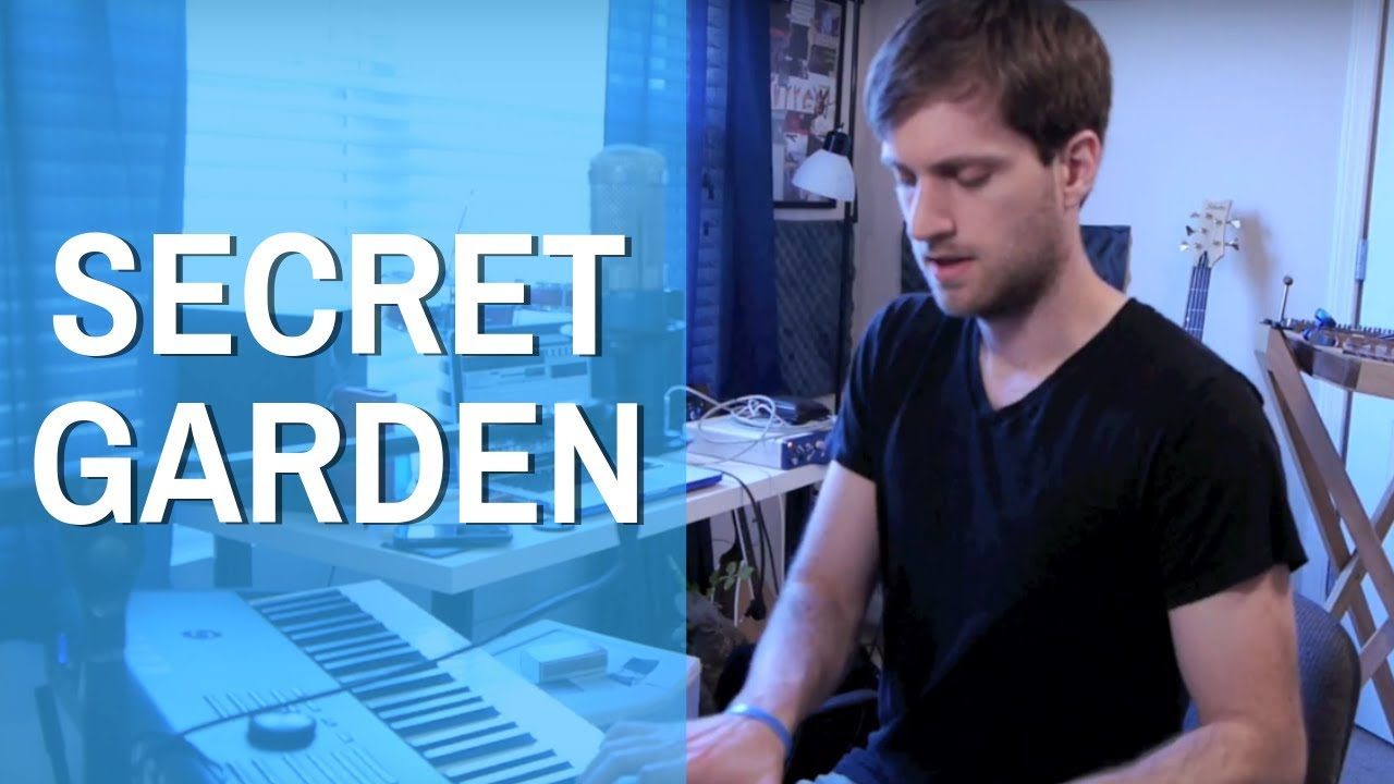 Secret Garden Bruce Springsteen Piano Cover Youtube