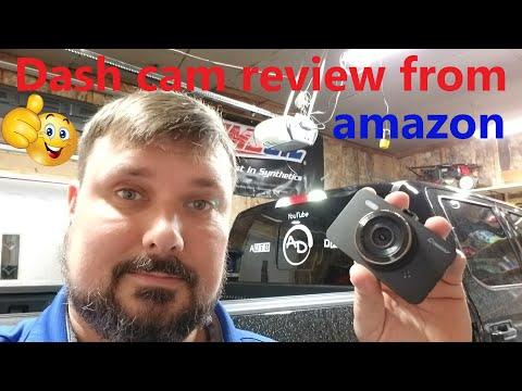 Crosstour Dash Cam Review