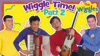 Classic Wiggles: Wiggle Time (Part 2 of 3)