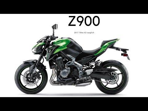 2018 Kawasaki Z900 | 70kw | A2 tauglich