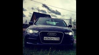 Audi A6 C7 2013 обзор салон двигатель TFSi 2.0 Акпп вариатор проблемы ремонт надежность стоит ли?