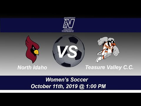 North Idaho College Women Soccer host Treasure Valley Community College