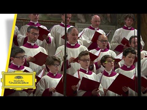 Sistine Chapel Choir - Palestrina - Choir & Vatican (Trailer - Italian)