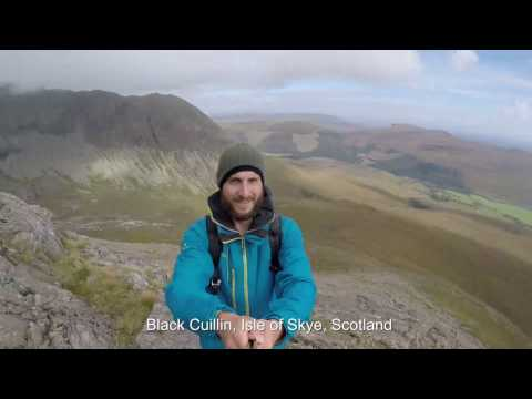 TRAVELING IS AWESOME 2016 -  Epic Roadtrip UK, England, Scotland, GoPro
