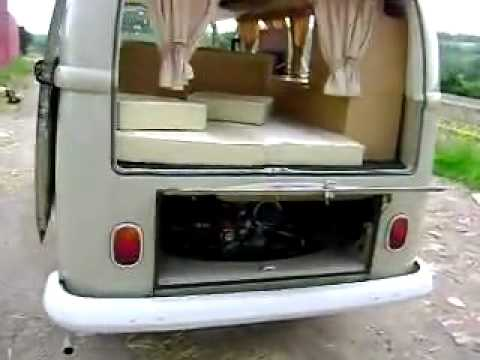vw campervan t2 youtube. Black Bedroom Furniture Sets. Home Design Ideas