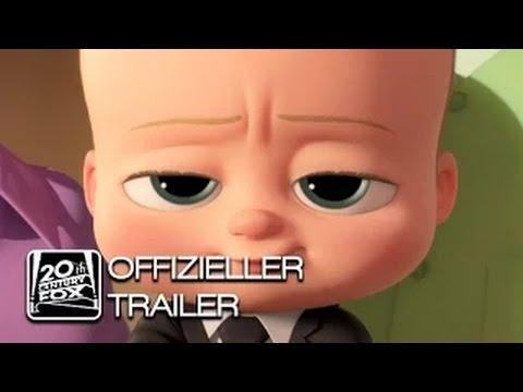 The Boss Baby | Trailer 1 | Deutsch HD German (2017)