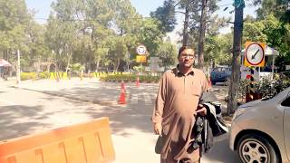 how to pass Islamabad traffic police (ITP) driving license  test