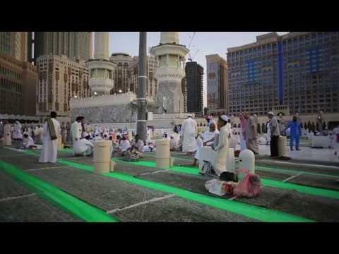 #تقارير_رمضانية 1 : سفر الإفطار في #المسجد_الحرام
