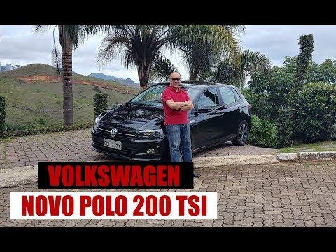 Teste do Novo Volkswagen Polo 200 TSI Comfortline, por Emilio Camanzi