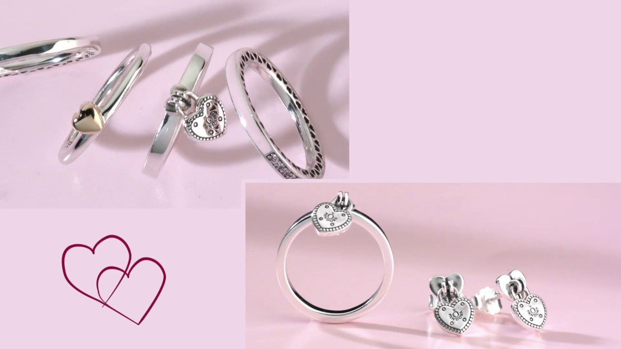 DO Celebrate Love: The PANDORA Valentine\'s Collection 2018 - YouTube