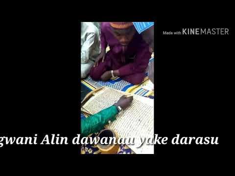 Gwani Alin Dawanau Kenan Yake Darasu