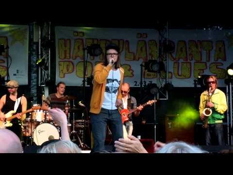 Jukka Poika - Silkkii - Häyrylänranta Blues 3.7.2014 Live HD