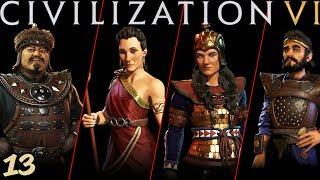 Video Civilization 6 Deity - Let's Play Mongols - Finale [13] download MP3, 3GP, MP4, WEBM, AVI, FLV April 2018