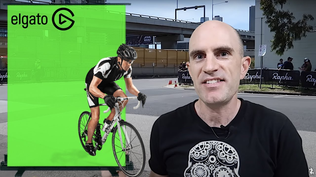 elgato green screen  Elgato Green Screen: Unboxing, Setup, Review - YouTube