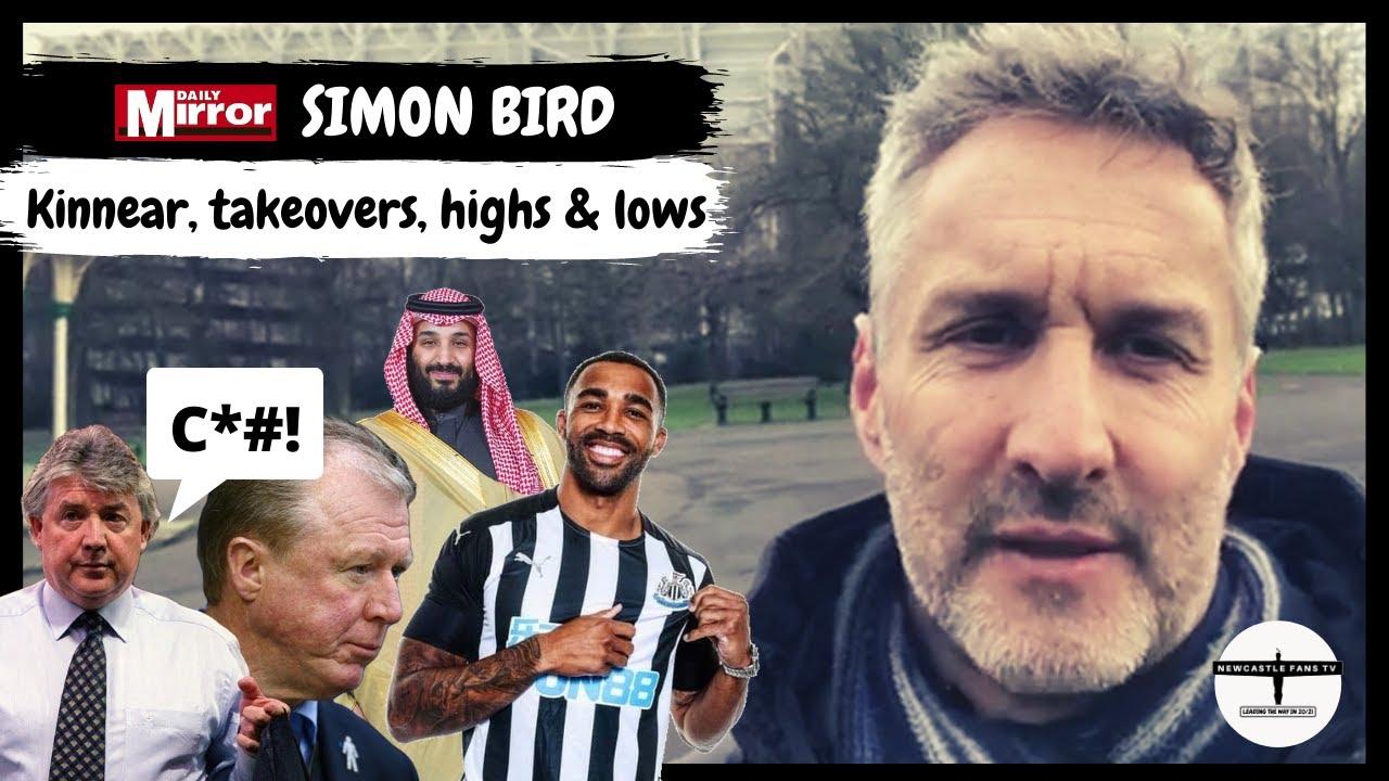 Simon Bird on covering Newcastle United