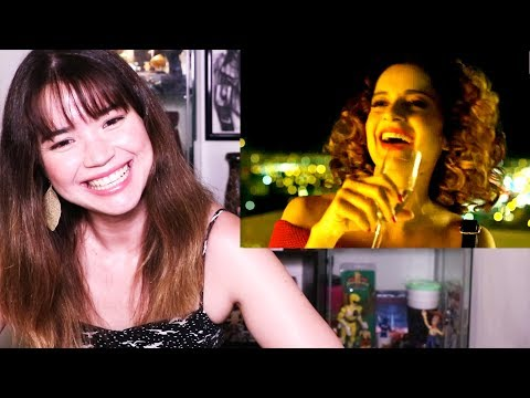 SIMRAN | Kangana Ranaut | Trailer Reaction w/ Achara!
