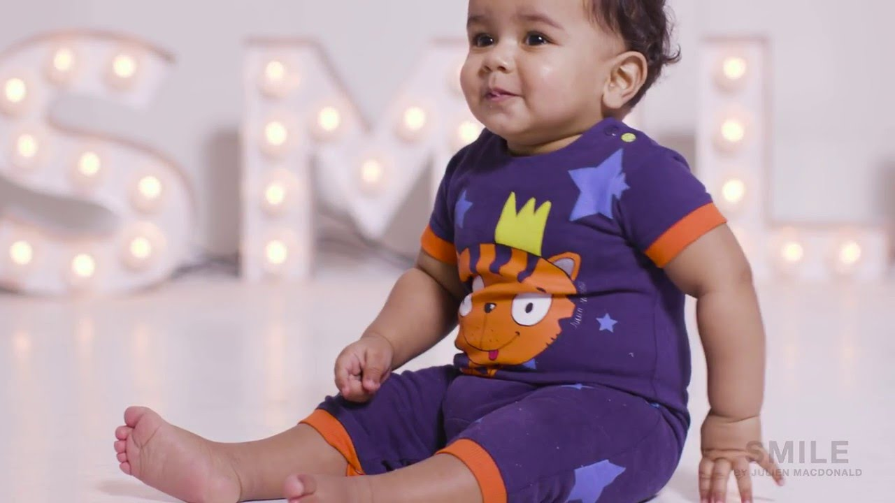Watch - Mothercare collaborating with Julien Macdonald video