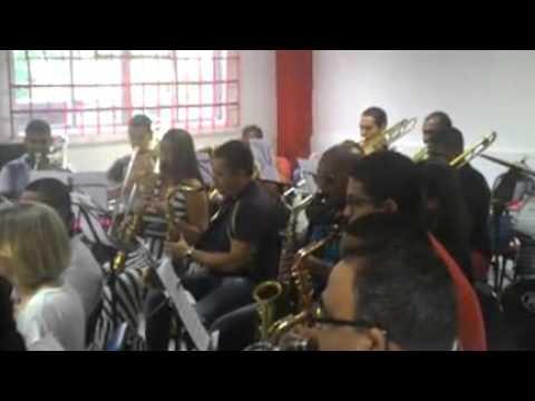 Vídeo dos alunos do IBEC - Regência maestro Lélio Eduardo Alves da Silva