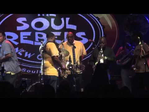 The Soul Rebels with Maceo Parker - Get On Up