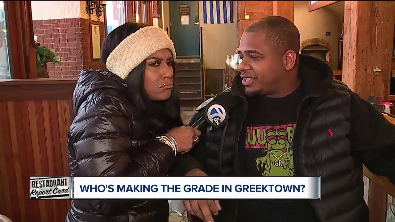 Who's making the grade in Detroit's Greektown